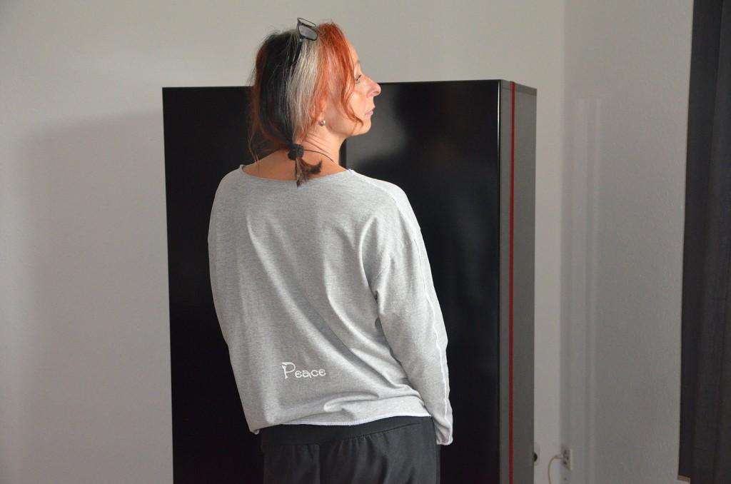 Shirt Sonderanfertigung für Lieblingskundin Kreativ-Engel.de